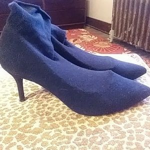 Zara Basic sock booties